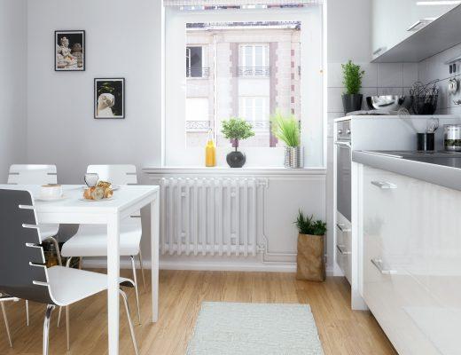 meble w nowoczesnej kuchni
